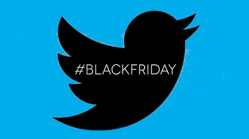 Black Friday hashtagleri Twitter fark yaratıyor!