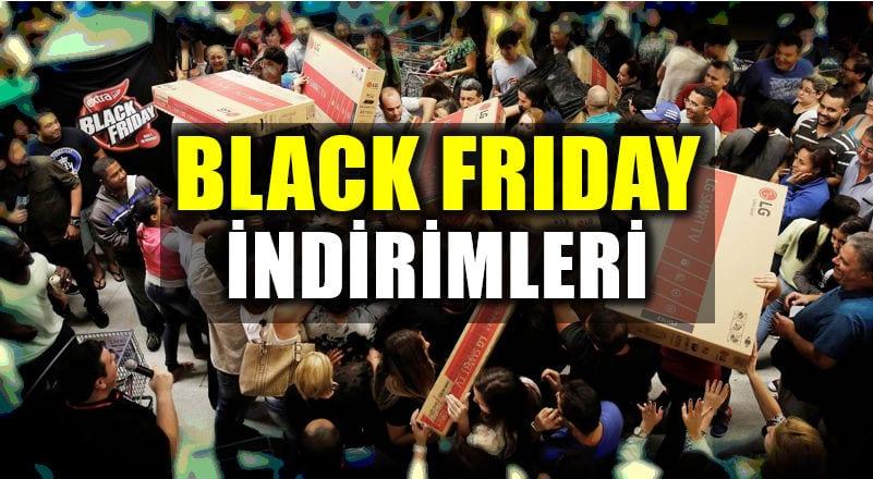 Black Friday (Kara Cuma) 2018 indirim kampanyaları açıklanmaya başladı!