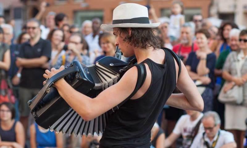 boston abd sokak müzisyenleri