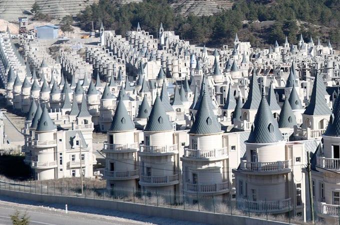 burj al babas projesi mudurnu şato villa