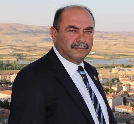 CHP'li Mudurnu Belediye Başkanı Mehmet İnegöl