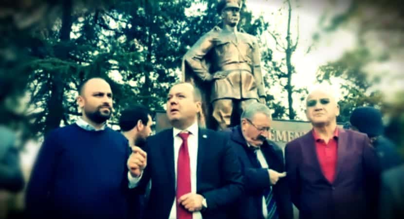 CHP Tekirdağ milletvekili Aygün diyanet kadir mısıroğlu Trabzonlulara büyük gaf pontus