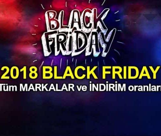 Black Friday (Efsane Cuma) indirimleri: Tüm markalar ve indirim oranları