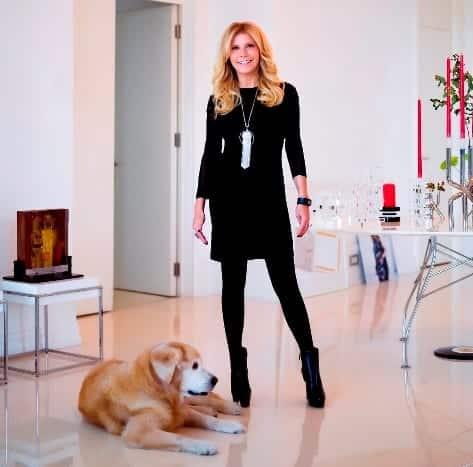 Gaye Çevikel / GAİA & GİNO Kurucu & CCO, Nude Glass Kreatif Direktörü