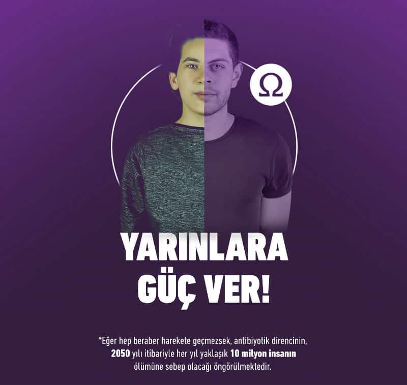 gsk türkiye duyarlıyım antibiyotik kampanyasi