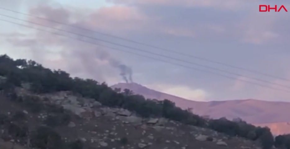 Hakkari top atışı mühimmat infilak patlama sonucu 7 askerimiz şehit oldu