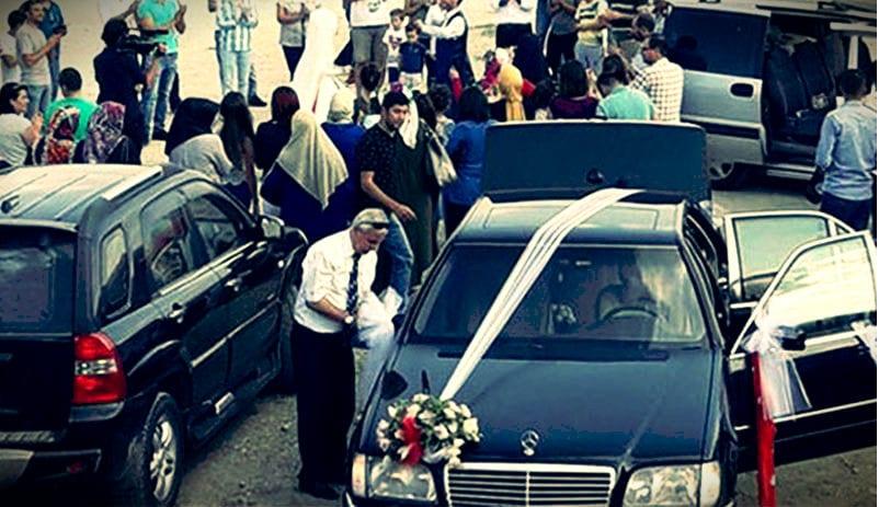 Hollandada Türkiye usulü düğün konvoyuna binlerce euro ceza 88