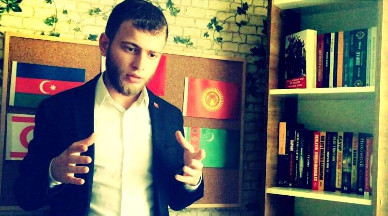 Türkiye İmam Hatipliler Birliği Genel Başkanı Muhammet Samet Akkaya
