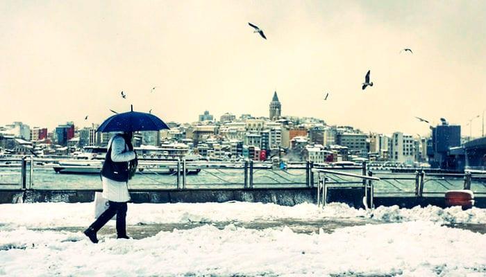 İstanbul'da kar ne zaman yağacak? Meteoroloji tarih verdi!