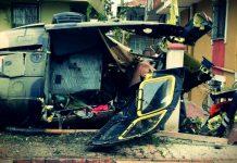 Kahraman pilotlar: Görgü tanıkları helikopter kazasını anlattı