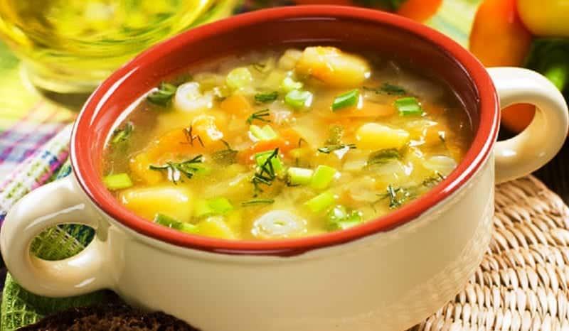 Detoks çorbası tarifi karnabahar mercimek lahana