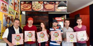 kilitli pizza kutusu pizzacı mersin rocco chef
