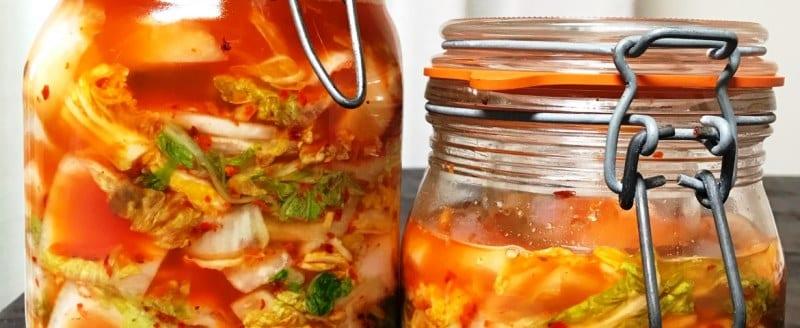 kimchi nedir faydaları neler probiyotik lahana