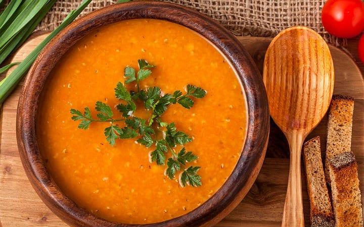 Yağ yaktıran kırmızı mercimek çorbası tarifi
