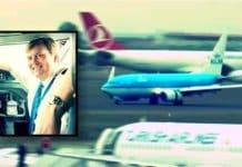 KLM yolcu uçağı Amsterdam İstanbul Hollanda Kralı getirdi