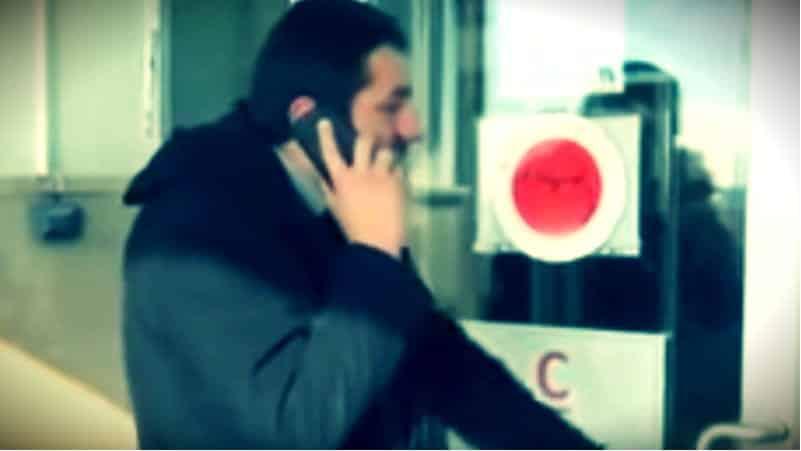 Yozgat KPSS sınavına geç kalan adaylara yol yapım çalışması engeli