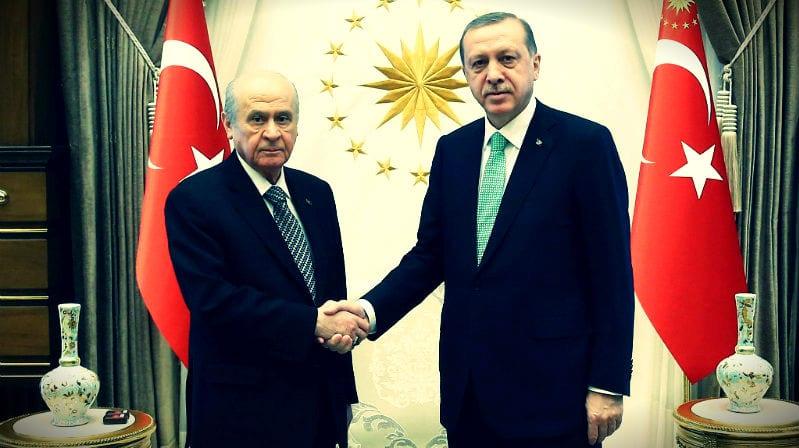 Muhteşem ikili: Bahçeli ve AKP