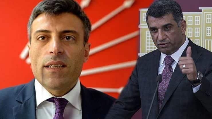 Öztürk yılmaz ve Gürsel Erol CHP disiplin kuruluna sevk edildi türkçe ezan