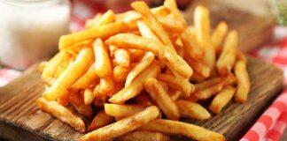 Patates kızartması cinsel hayatı öldürüyor! erkekler kadınlar