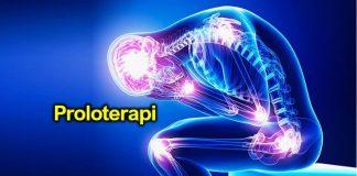 Proloterapi ile 20 ortopedik hastalık tedavi ediliyor