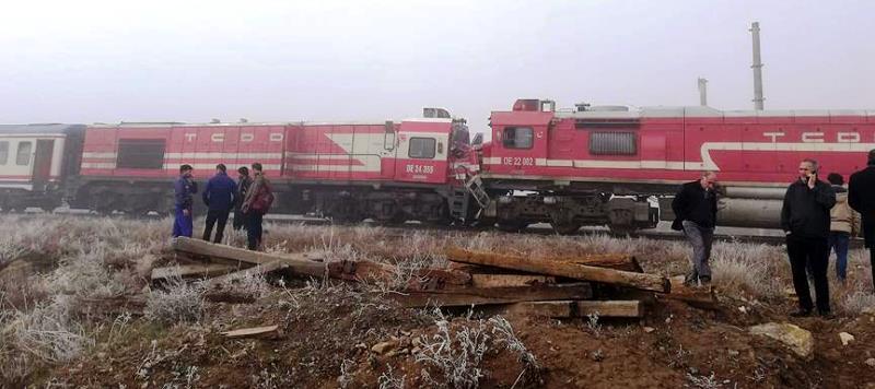 sivas tren kazası 26 kasım 2018