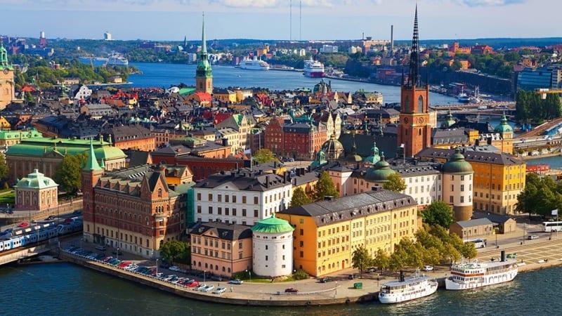 Stockholm: 14 takımada üzerine kurulu şehir