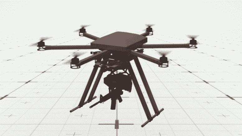 Suikastçi drone robotlar