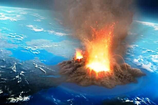 süper volkan izlanda 536 yılı küresel ısınma iklim değişikliği