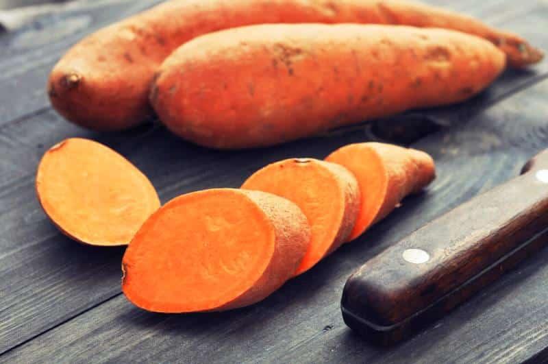 tatlı patates kilo verdiren zayıflatan tok tutan yiyecekler