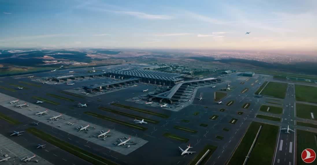 thy reklam filmi İstanbul Havalimanı
