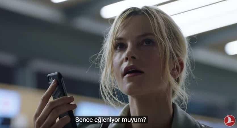 thy reklam filmi istanbul havalimanı sylvia hoeks