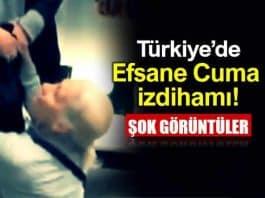 Türkiye Black Friday (Efsane Cuma) izdihamı: Şok görüntüler