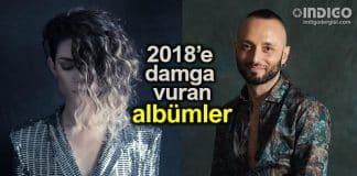 Kapak foto: Ah! Kosmos (Başak Günak) & Mabel Matiz / Redbull 2018 yılına damga vuran yerli albümler
