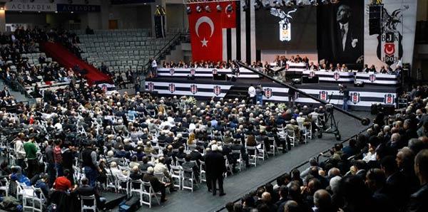 Beşiktaş Jimnastik Kulübü (BJK) yönetim