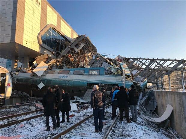 ankara tren kazası ile ilgili görsel sonucu