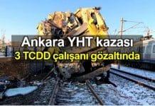 Ankara Yüksek Hızlı Tren kazası: Sinyalizasyon hattı tamamlanmamış