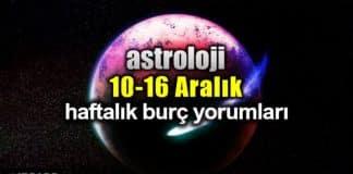 Astroloji: 10 - 16 Aralık 2018 haftalık burç yorumları