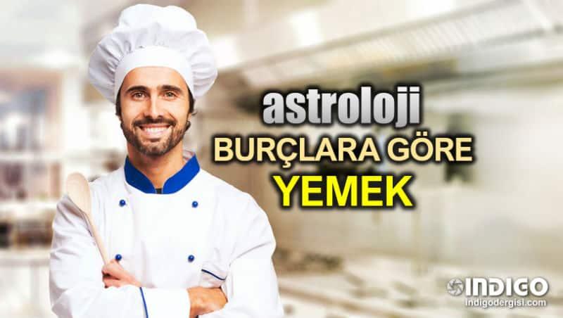 Astroloji: Burçlara göre yemek alışkanlıkları