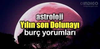 Astroloji: Yengeç burcunda Dolunay burç yorumları