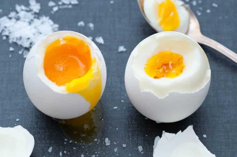 Bağışıklık sistemini güçlendiren etkili besinler yumurta kaliteli protein