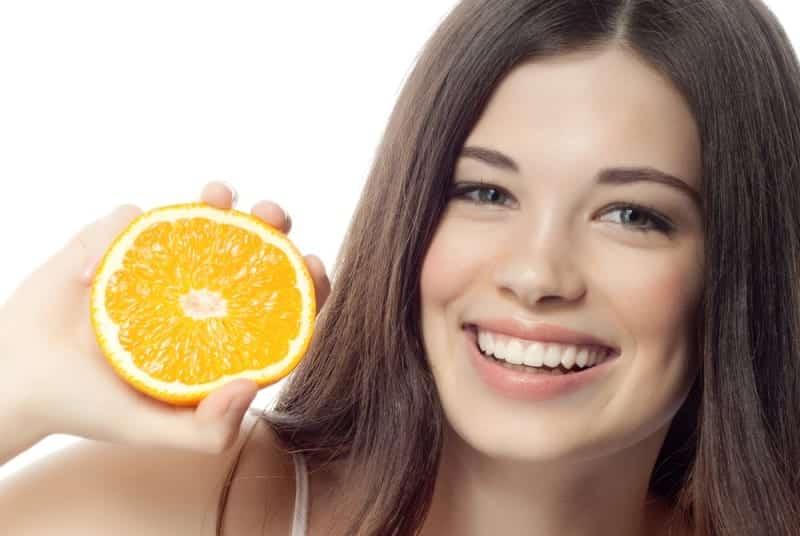 c vitamini portakal