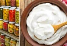 Bağışıklık sistemini güçlendirmek için turşu ve yoğurt
