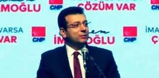 CHP İstanbul adayı Ekrem İmamoğlu projelerini açıkladı