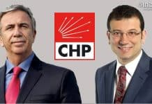 CHP İstanbul adayı Ekrem İmamoğlu ve Ankara adayı Mansur Yavaş