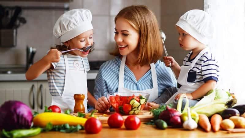 Çocuklarda demir eksikliğine iyi gelen 10 yiyecek