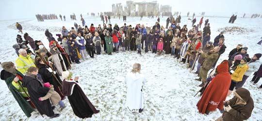 kış gün dönümü ekinoks stonehenge
