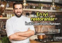 En iyi restaurantlar listesi (İncili Gastronomi Rehberi)