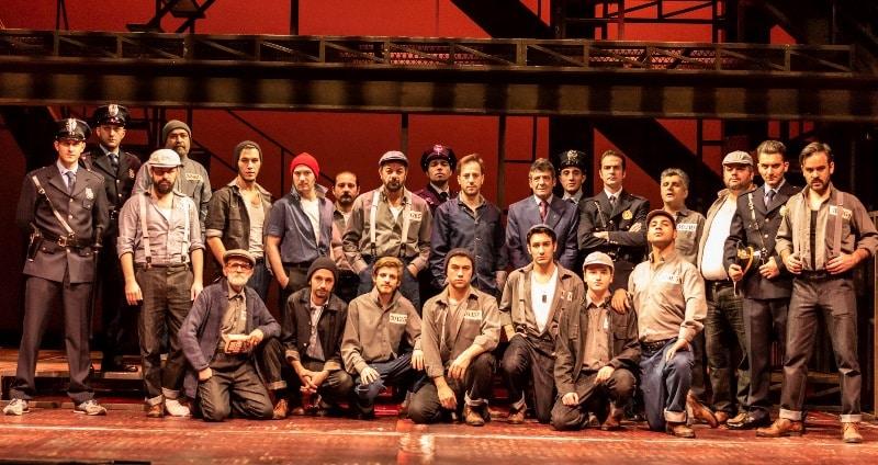 Esaretin Bedeli tiyatro oyunu oyuncuları