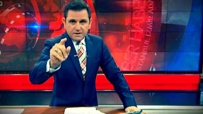 Fatih Portakal RTÜK cezalarına tepki