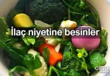 Kış aylarında ilaç niyetine besinler listesi